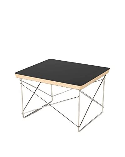 Aeon Black Jasmin Table, Black