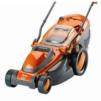 flymo multimo 340 electric wheeled mower best electric lawnmower. Black Bedroom Furniture Sets. Home Design Ideas