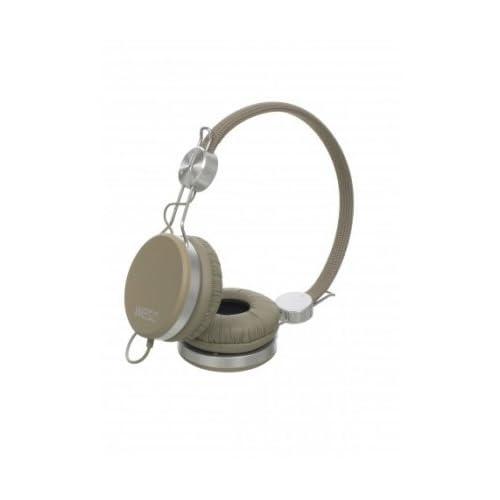 Wesc Banjo Golden Headphones (Ivy Green)の写真01。おしゃれなヘッドホンをおすすめ-HEADMAN(ヘッドマン)-