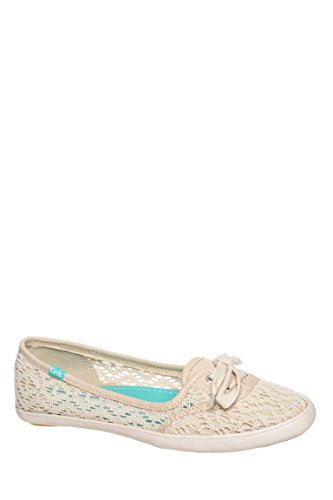 Teacup Crochet Slip On Flats