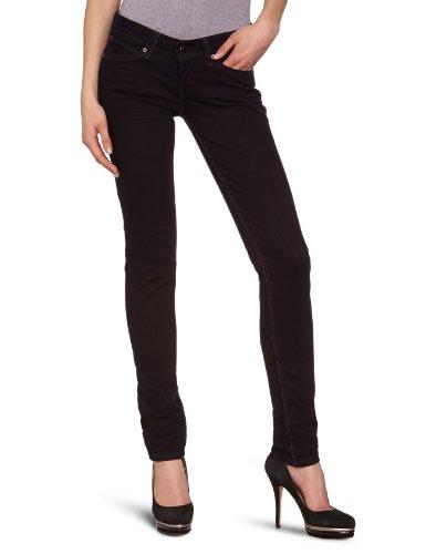 levi 39 s jean skinny slim fit femme noir onyx 0109. Black Bedroom Furniture Sets. Home Design Ideas