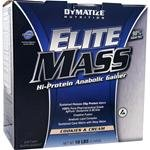 Dymatize Nutrition Elite Mass Gainer, Cookies and Cream, 10-Pound