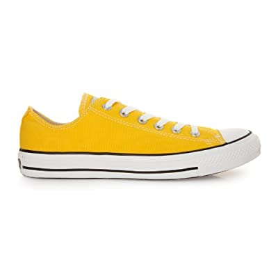 Converse chuck taylor all star low lemon chrome for Converse all star amazon