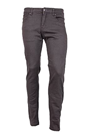 Victorious Men's Skinny Fit Color Jeans-28x30-Grey
