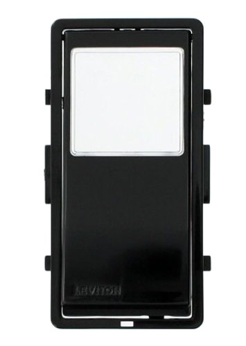 Leviton VPTKT-E, Color Change Kit for Vizia + 24 Hour Timer, Black