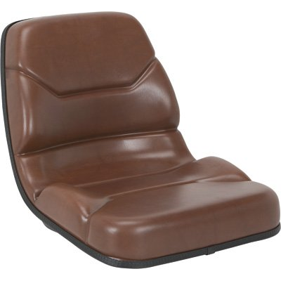 Michigan Seat Molded Forklift Seat - Brown Model V-830B0000AXFCD : image