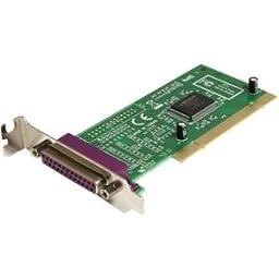 Startech,.Com 1 Port Low Profile Pci Parallel Adapter Card Parallel Adapter Pci Low Profile Ieee 1284 \