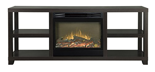 Lisa Media Electric Fireplace