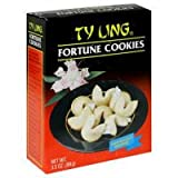 Ty Ling Fortune Cookies - 3.5 ounce