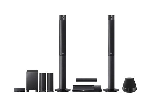 Sony BDVN890W/Z Blu-ray Home Theater Systems