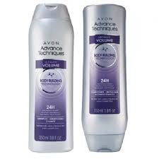 Avon Advaned Techniques Ultimate Volume Shampoo and Conditioner Set (Avon Shampoo And Conditioner compare prices)