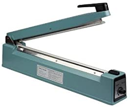 16quot 400mm Impulse Sealer 5mm Seal Width Anti-rust Iron Body Shell - Cellophane Bag Sealer with Sp