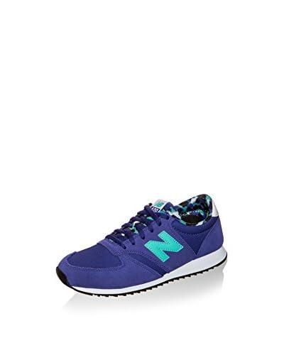 New Balance Sneaker WL420 [Blu/Turchese]