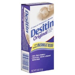 Desitin Diaper Rash Ointment, Original-2 Ounces