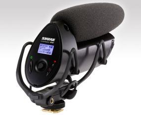 Shure VP83F LensHipper Condensor Microphone