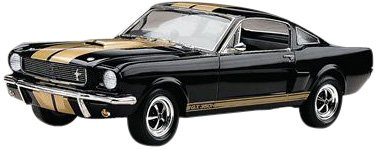 Revell 1:24 Shelby Mustang GT350H (Highly Detailed Model Car compare prices)