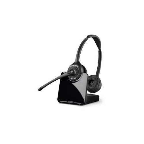 Plantronics 88285-01 / Cs510-Xd Headset Mono - Wireless - 350 Ft - Over-The-Head - Monaural - Supra-Aural - Noise Cancelling Microphone