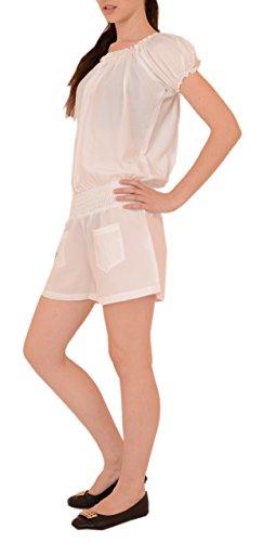 SNS Moss Crepe Short Jumpsuits