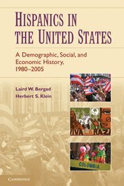 Hispanics In The United States: A Demographic, Social, And Economic History, 1980-2005