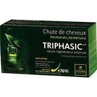 Rene Furterer Triphasic (Thining Hair) Treatment,For Male Hair Loss (8 Vials)