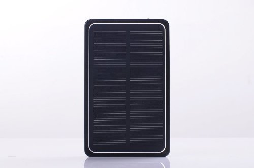 JJF Bird TM Solstar Solar Panel Charger 4000mah USB Port Portable Charger Backup External Battery Power Pack for Iphone 5s 5c 5 4s 4, Ipods(apple Adapters Not Included), Samsung Galaxy S5 S4, S3, S2, Note 3, Note 2, Most Kinds of Android Smart Phones ,Windows Phone and More Other Devices (black)