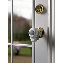 KidCo Door Knob Lock - White, 5 Pack
