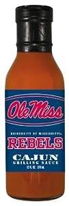 Mississippi Rebels Cajun Grilling Sauce