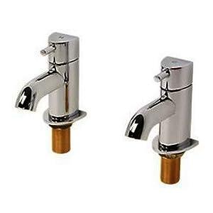 Rubinetti Da Bagno Moretti Acqua Bath Taps Pair: Amazon.co.uk: DIY & Tools