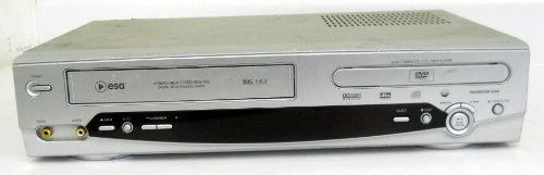 # Buy Discount ESA E400 DVD/VCR DVD Player Video Cassette ...