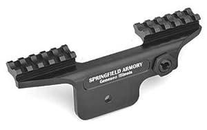 Springfield Armory MA4GENAM AluminumScope Mount 4th Generation Black by Springfield Armory