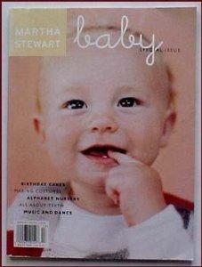 Martha Stewart Baby 2001 front-963972
