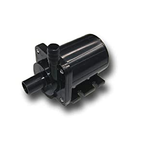 Lightobject ewp d402470 small dc24v brushless for Small garden pond water pumps