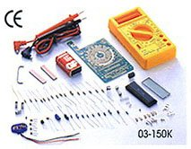 03-150K - MINI DIGITAL MULTIMETER KIT