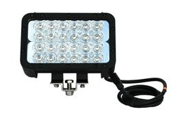 Mrap Light - Visible/Ir Light - 24 Leds - 72 Watts - 450Nm, 850Nm, And 940Nm Combination(-Spot-850Nm