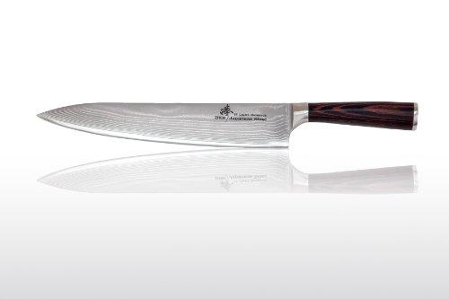 christmas deals 2012 on new zhen japanese vg 10 damascus steel dragon gyutou chef knife 10 5. Black Bedroom Furniture Sets. Home Design Ideas