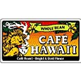 Cafe Hawaii Regular 18oz Whole Bean