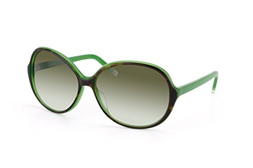 Calvin Klein CK Sunglasses in Green Havana ck4124s 319