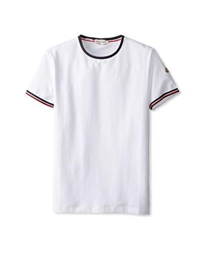 Moncler Men's T-Shirt with Contrast Trim
