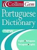 Collins Gem Portuguese Dictionary English-Portuguese, Portuguese-English, Pocket size (0004724097) by HarperCollins