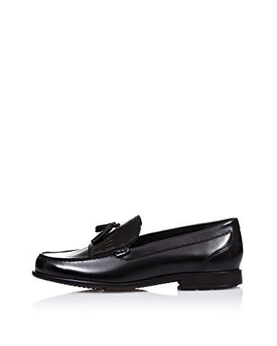 Rockport Mocasines Classic Loafer Negro