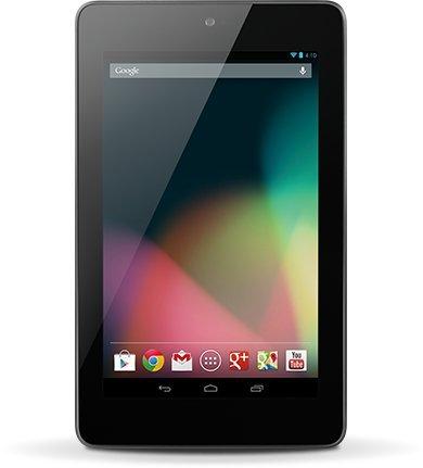Google Nexus 7 Wi-Fiモデル 32GB