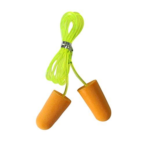tourbon-soft-foam-sleep-ear-plugs-plane-noise-prevention-earplugs-orange-pack-of-10-pair