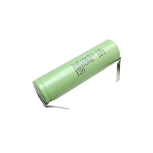 Batteria di ricambio per Bosch IXO, ISIO, XEO, Black & Decker KC360LN, PP360LN, KC460LN, AS36LN, agli ioni di litio, 3,6 V con capacità elevata Qualità del marchio Samsung