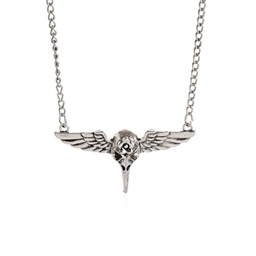 HUAN XUN per uccelli, a forma di ali d'angelo, ciondolo con Satanic