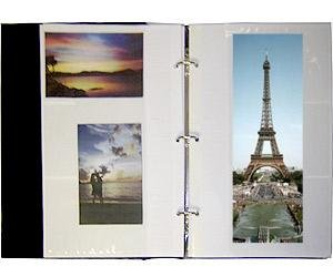 Genuine Pioneer BI-DIRECTIONAL album page refills sold in 2's -