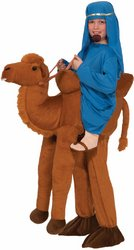 [Ride on Camel Child Costume One-Size PROD-ID : 1919977] (Camel Child Costumes)