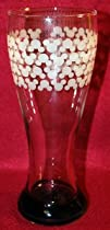 Disney Etched Mickey Ear Beer Glass