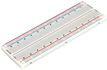 COLEMETER - Protoboard 830 Contactos Breadboard Placa Prototipos Sin Soldadura