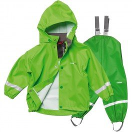 Children's Didriksons Slaskeman Waterproof Set - Jacket and Trousers for Rain, Mud, Snow, Winter- Boys and Girls Colours