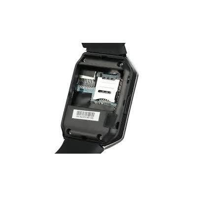 OPTA SW-005(Black/Black) Bluetooth Smart Watch Phone With Camera and Sim Card Support With Apps like Facebook...